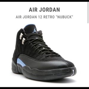 Jordan 12 Retro Nubuck